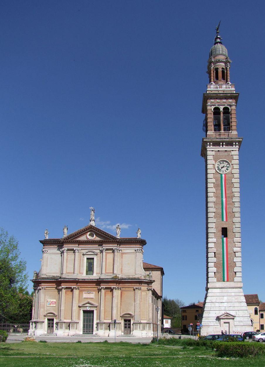 Самые высокие башни и колокольни Италии: Топ-10
