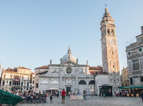 Wenecja - Castello - Santa Maria Formosa, San Zaccaria